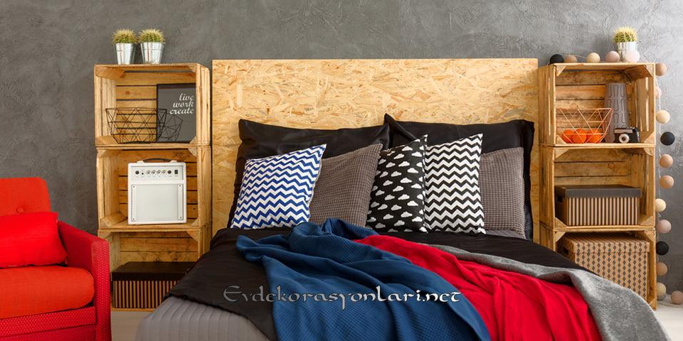 yaratici yatak basi fikirleri