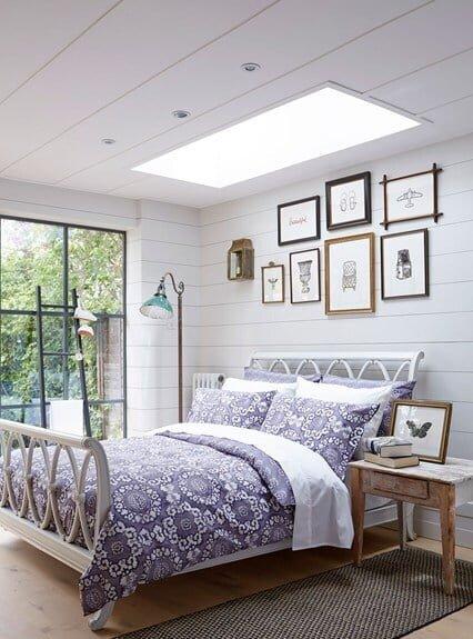 yatak odası dekorasyon modelleri