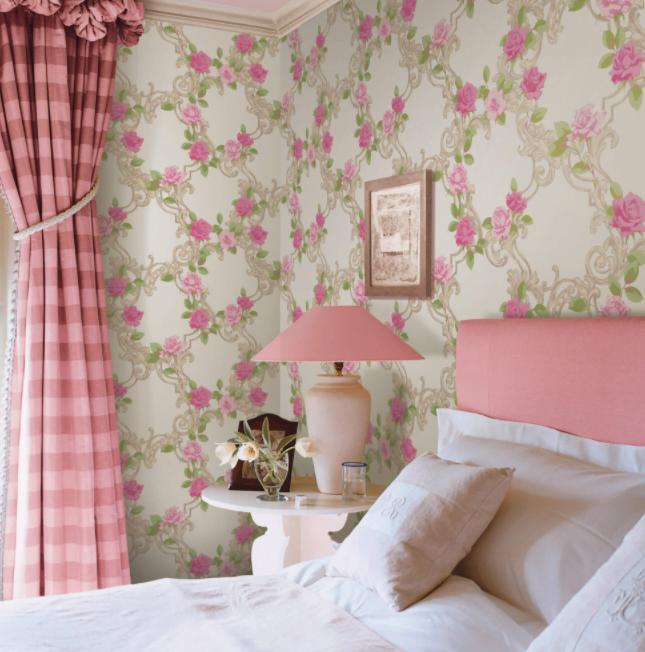 Yatak Odası İçin Duvar Kâğıdı Önerileri