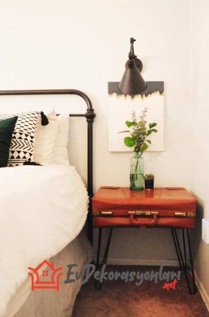 Yatak Odası İçin Komodin Modelleri