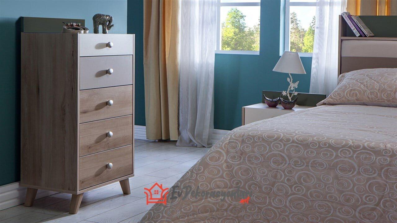 Yatak Odasına Uygun Şifonyer Seçimi Nasıl Yapılır?