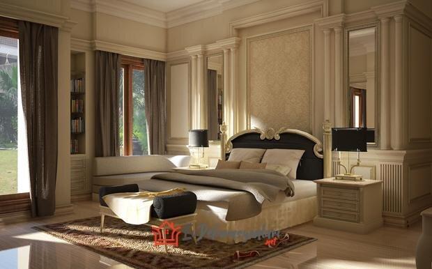 yatak ucu klasik tarz bank modeli