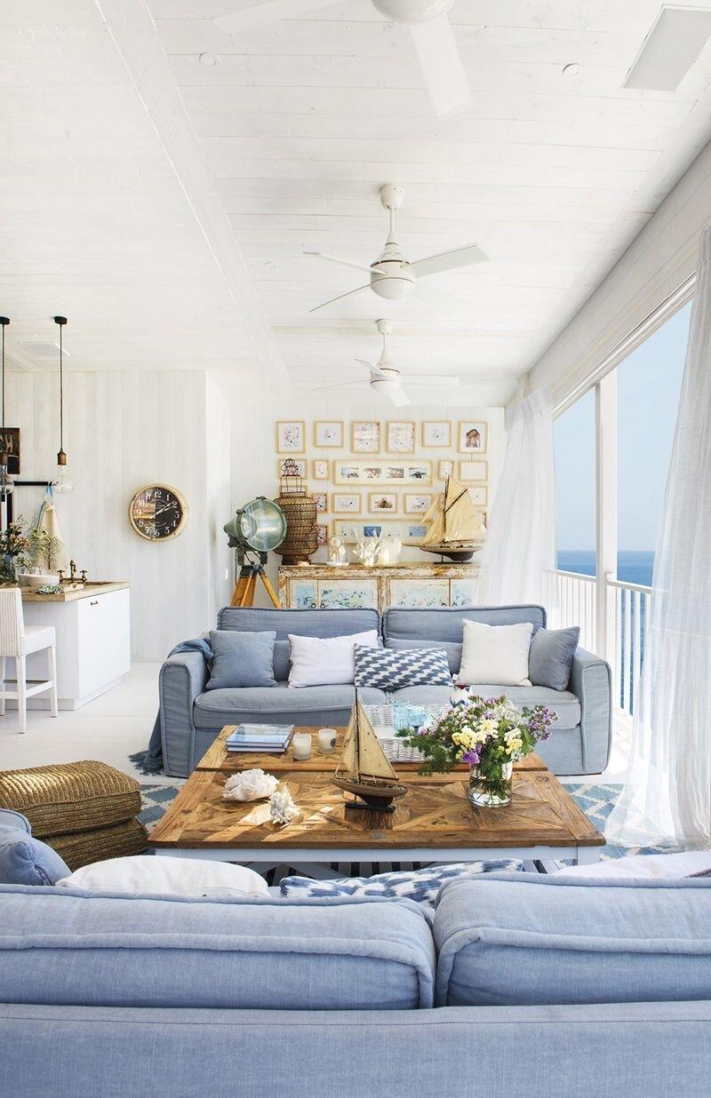 Yazlık Ev Dekorasyonu Nasıl Yapılmalıdır?