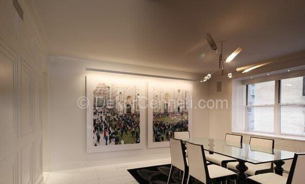 yemek odası dekorasyon örnekleri
