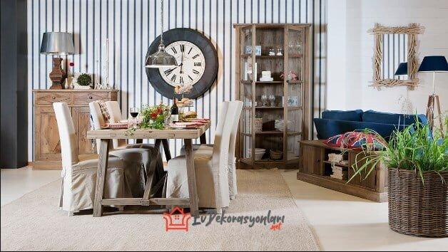 yemek odasi dekorasyon onerileri