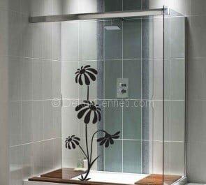 Yeni banyo sticker Galeri
