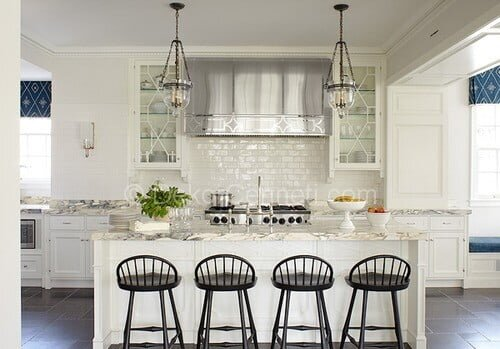 Yeni bar masalı mutfak Resimleri