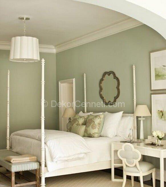 Yeni buz beyazı duvar rengi Resimleri