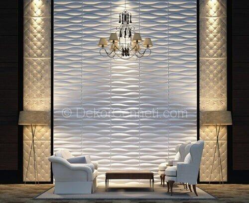 Yeni dekoratif duvar paneli denizli Fotoları