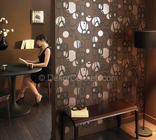 Yeni duvar kağıdı modelleri Fotoğrafları
