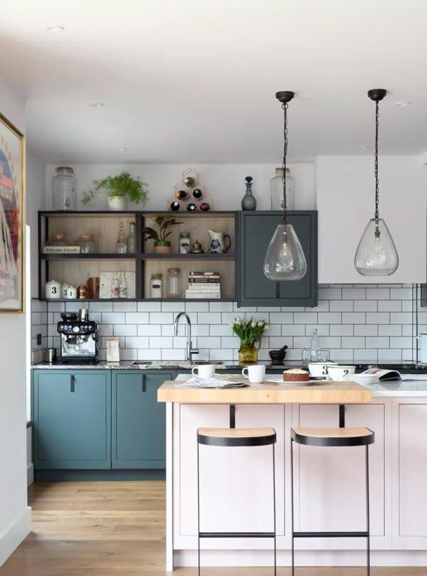 Yeni Gelinler İçin Mutfak Dekorasyonu