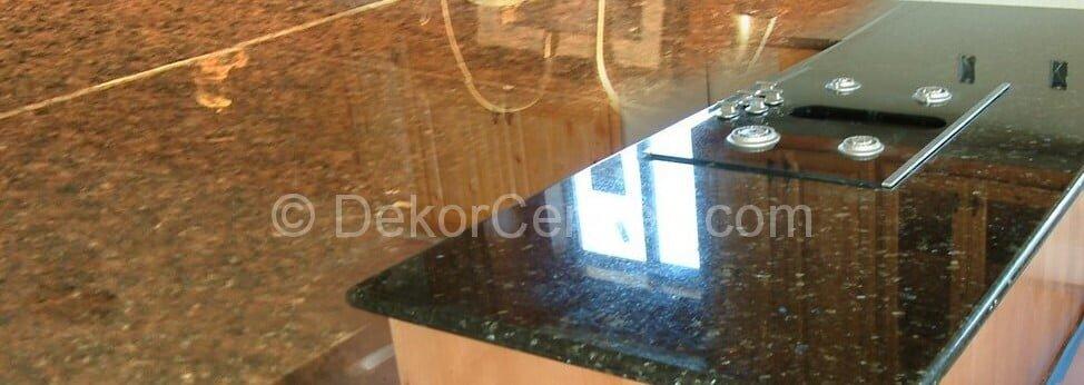 Yeni granit mutfak tezgahı denizli Modelleri