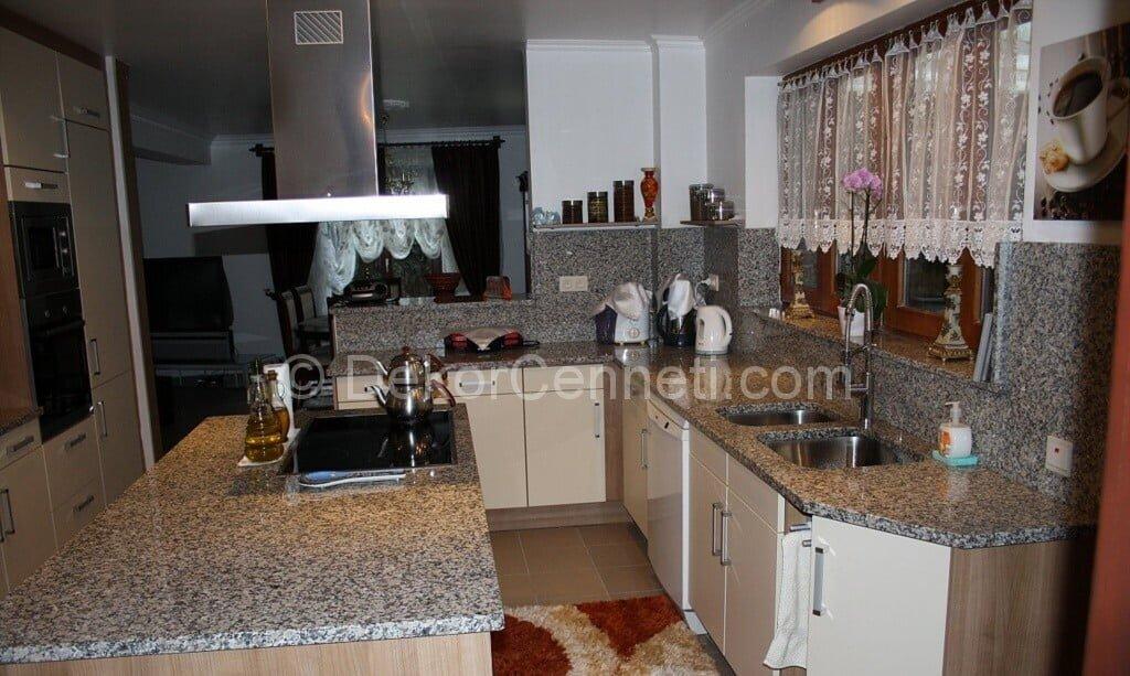 Yeni granit mutfak tezgahı nasıl delinir Görselleri