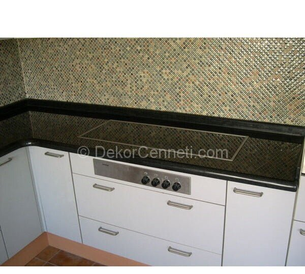 Yeni granit mutfak tezgahı nedir Görselleri