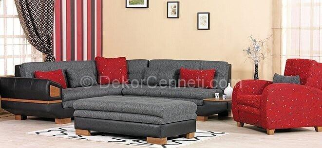 Yeni gri koltuk ile uyumlu halı Fotoğrafları