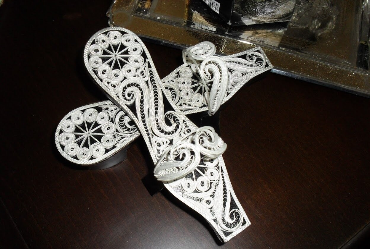 Yeni gümüş ev aksesuarları Fotoğrafları