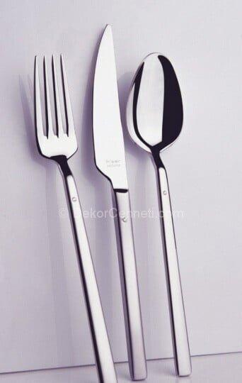 Yeni hisar çatal bıçak takımı Fotoğrafları