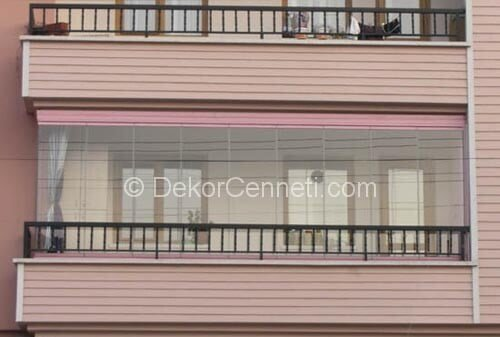 Yeni kapalı balkon dekorasyon Görselleri