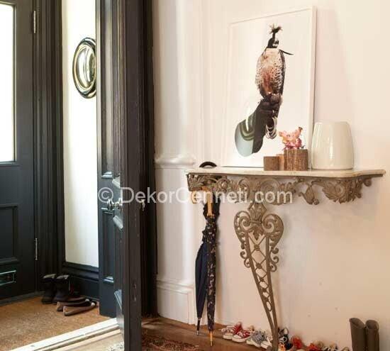 Yeni Moda antre dekorasyonu Fotoğrafları
