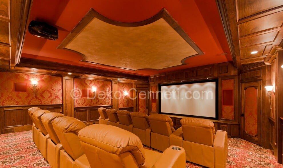 Yeni Moda asma tavan salon Fotoğrafları