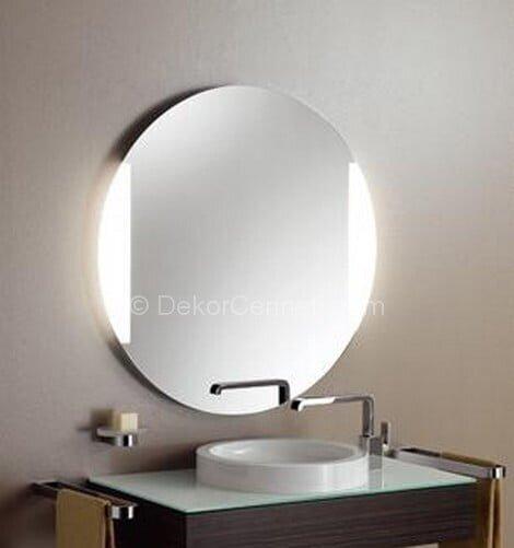 Yeni Moda banyo aynasi isikli Fotoğrafları