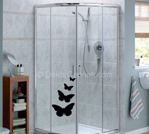 Yeni Moda banyo sticker Fotoğrafları