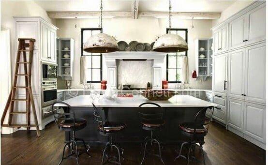Yeni Moda bar masalı mutfak Galeri