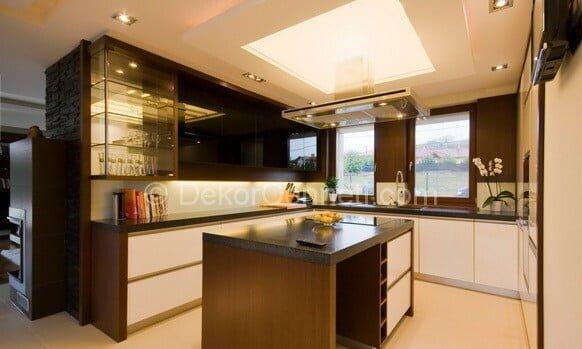 Yeni Moda bar masalı mutfak Görselleri
