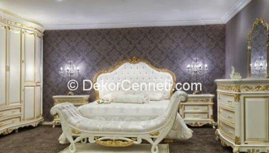 Yeni Moda genç odası yatak başlığı Fotoları