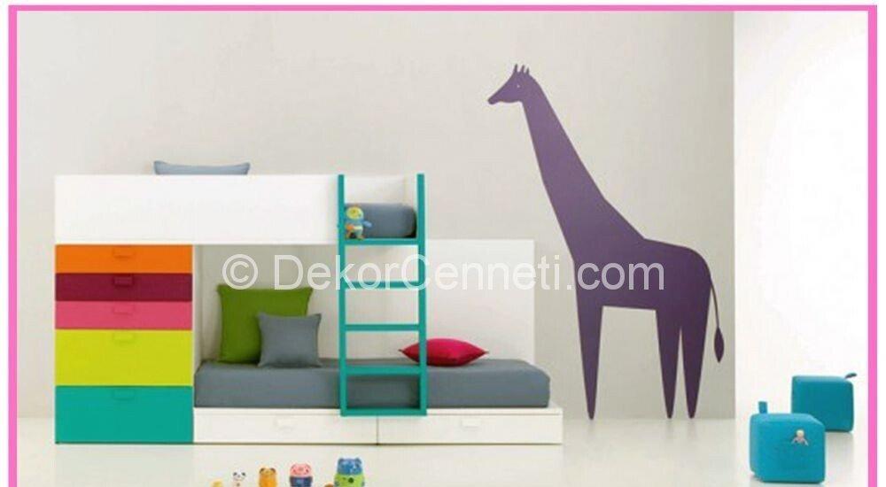 Yeni Moda genç odası yatak başlığı Resimleri