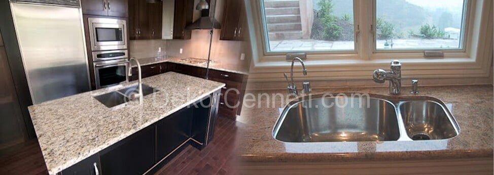 Yeni Moda granit mutfak tezgahı bursa Galeri