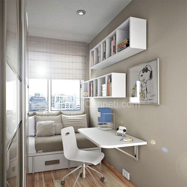 Yeni Moda gri genç odası Görselleri