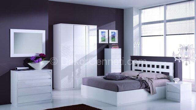 Yeni Moda gri genç odası Modelleri