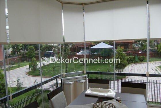 Yeni Moda kapalı balkon Fotoları