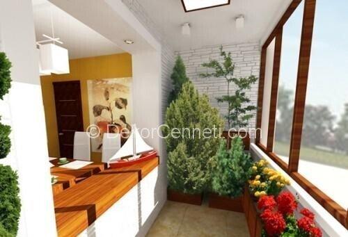Yeni Moda kapalı cam balkon sistemleri Fotoğrafları