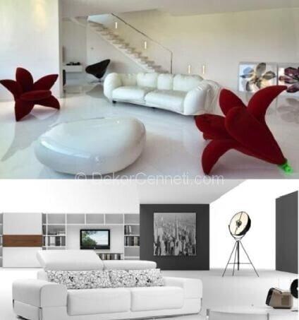Yeni Moda linda modern koltuk Galeri