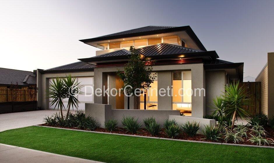 Yeni Moda müstakil ev kiralık izmir Modelleri