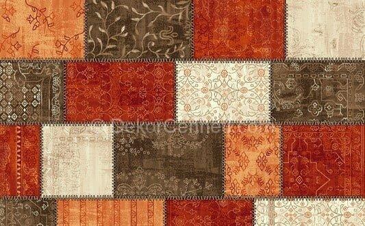 Yeni Moda patchwork halı ucuz Galeri