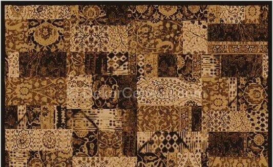 Yeni Moda patchwork yuvarlak halı Fotoları