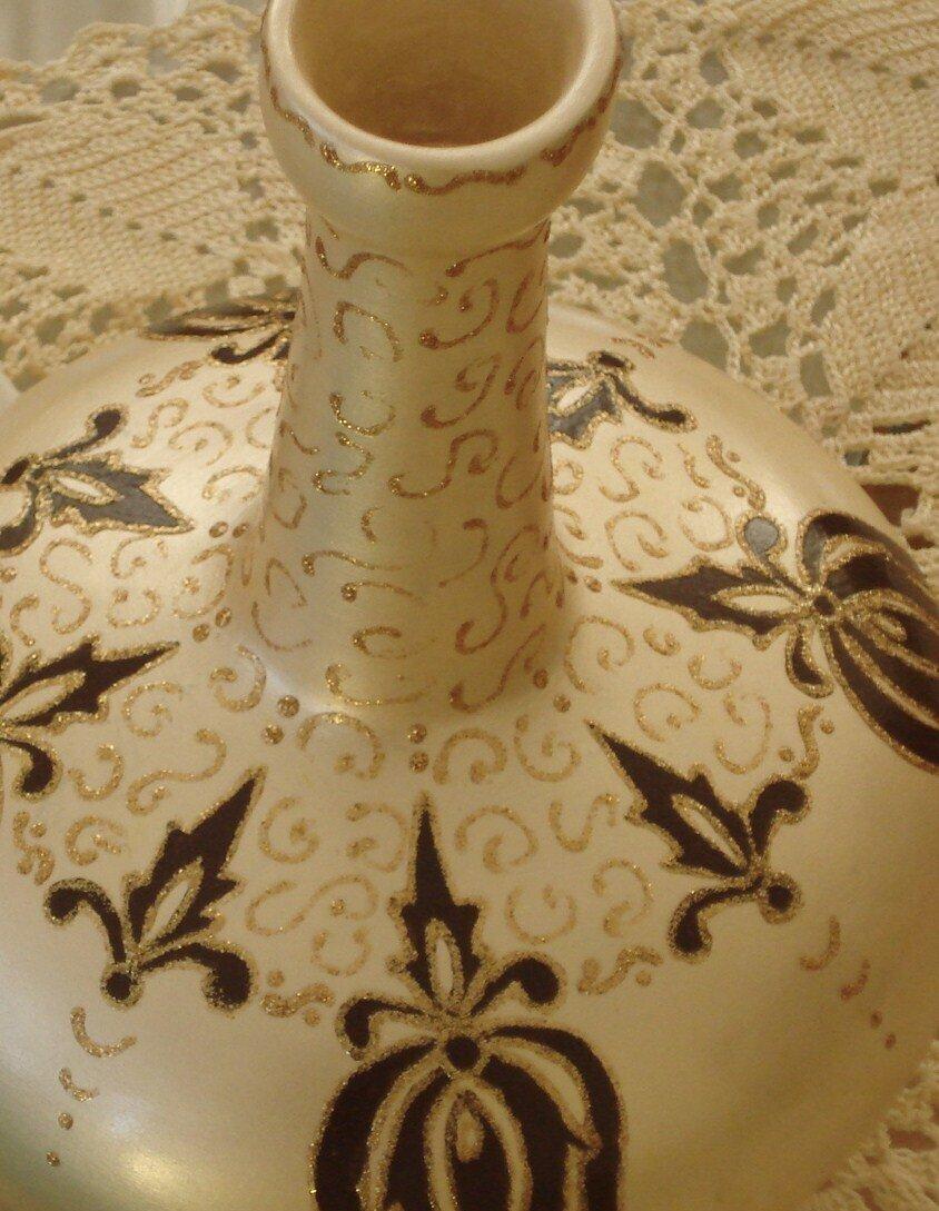 Yeni Moda seramik vazo yapıştırıcı Resimleri