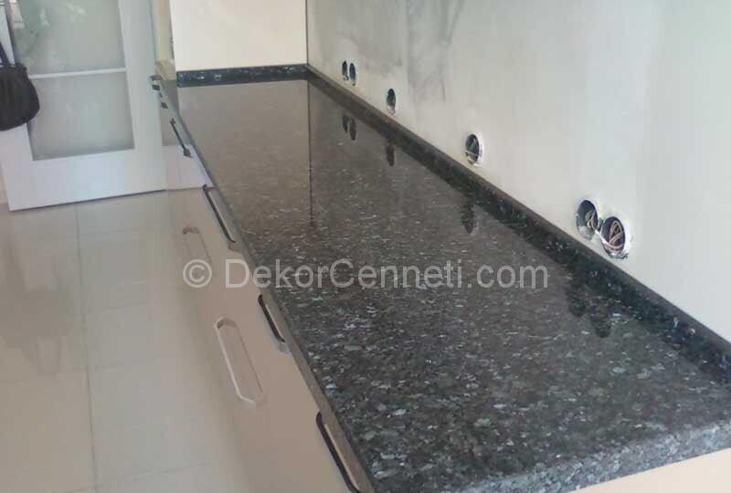 Yeni Moda ucuz granit mutfak tezgahı Fotoğrafları