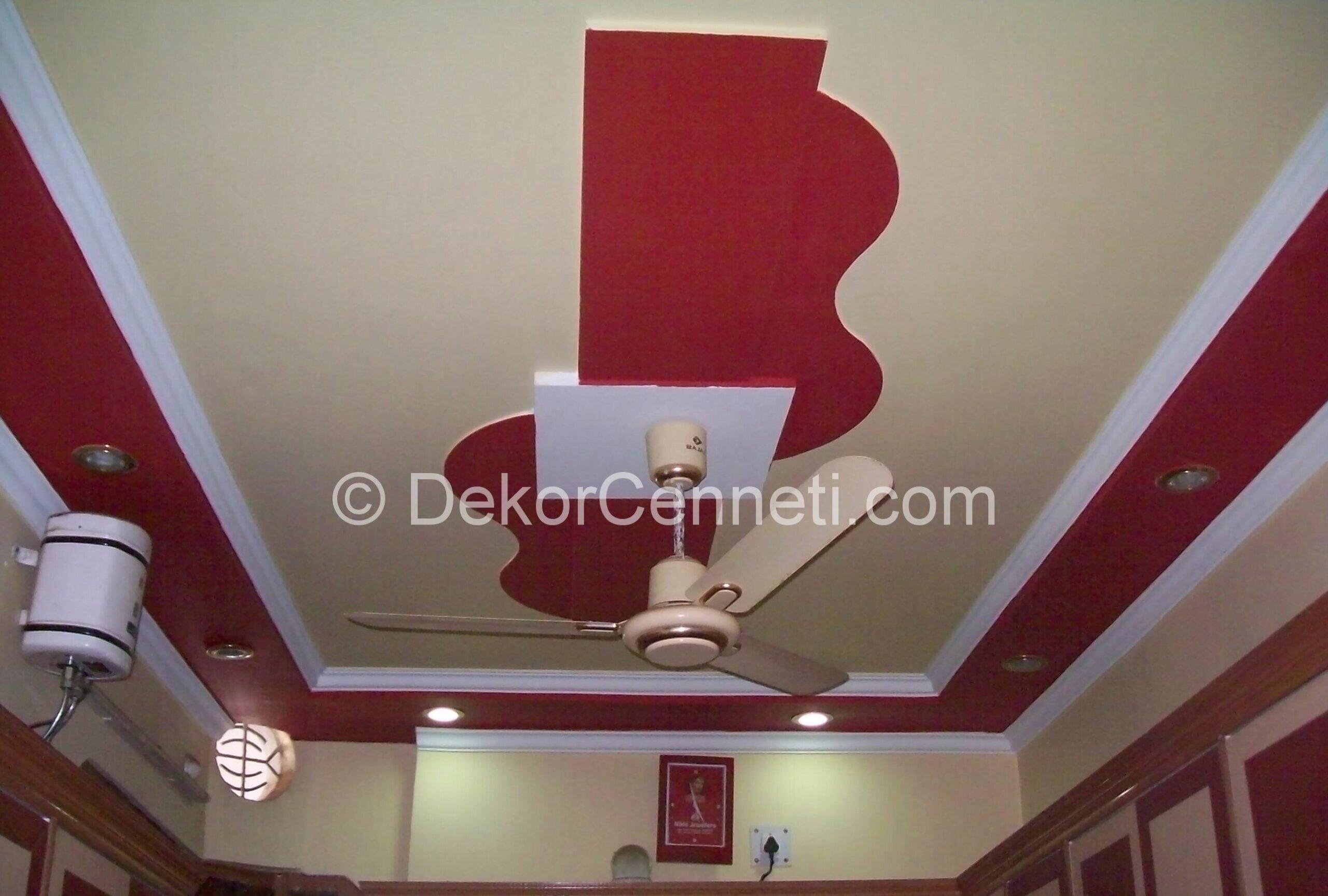 Yeni Moda yatak odası asma tavan Galerisi
