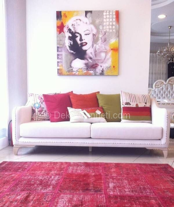 Yeni patchwork halı mağazaları Galerisi