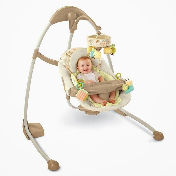 2019 Kullanışlı Ve Rahat Bebek Salıncağı Modelleri