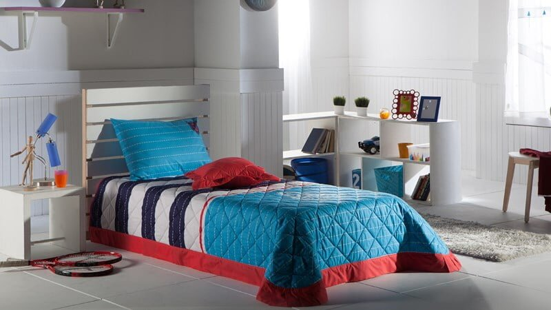 yeni sezon genc yatak ortusu modelleri
