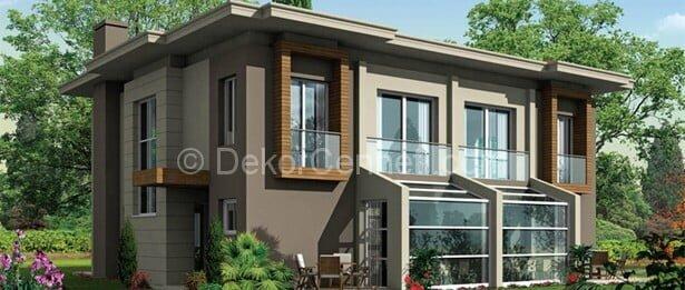 Yeni villa mimari Modelleri