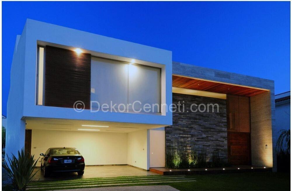 Yeni villa mimari projeleri dwg Fotoğrafları