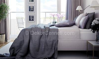 Yeni yatak odası takımları ve renkleri Fotoları