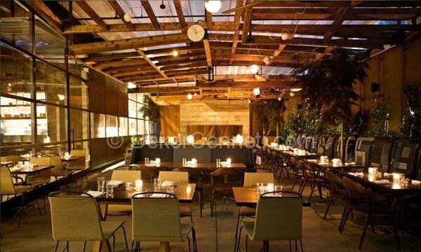zarif ve modern restoran dekorasyonu5