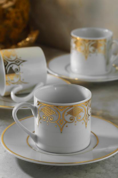 Kahve Fincanı Takımları Modelleri